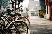 zaparkowane rowery
